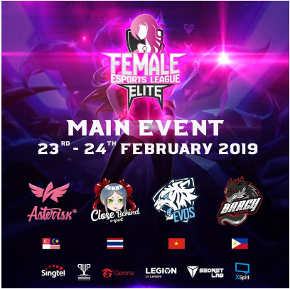 PRESS RELEASE : FSL Elite LoL to be held in Singapore on 23-24 February 2019