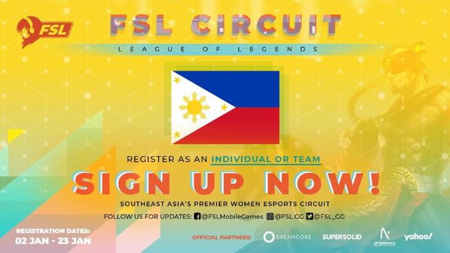 LEAGUE OF LEGENDS – PHILIPPINES REGISTRATION OPEN